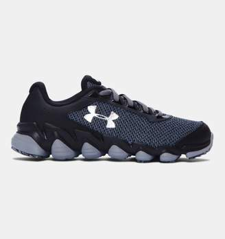 Under Armour Boys' Grade School UA Micro G® SpineTM Disrupt TCK Running Shoes
