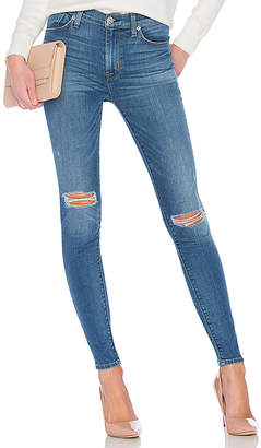 Hudson Barbara High Waist Super Skinny Jean