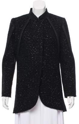 Celine Metallic Tweed Jacket