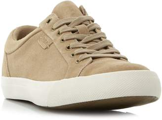 at House of Fraser Polo Ralph Lauren Geffrey toecap lace up trainers