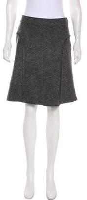 Philosophy di Alberta Ferretti A-Line Knee-Length Skirt