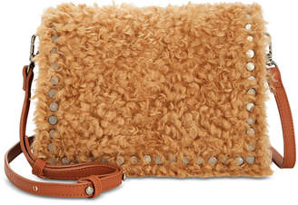 Steve Madden Kate Faux Fur Crossbody