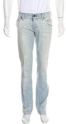 Dolce & Gabbana 14 Classic Straight-Leg Jeans