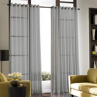 CHF Soho Voile Sheer Grommet-Top Curtain Panel