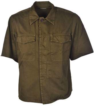Dries Van Noten Fringed Shirt