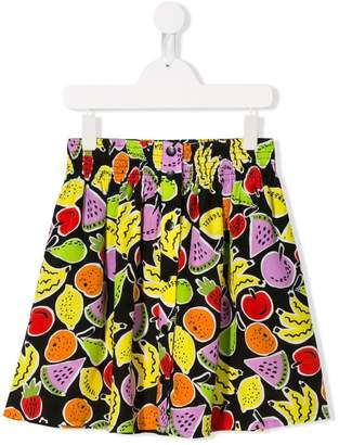 Stella McCartney TEEN fruit print skirt
