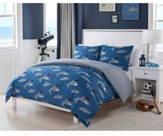 BA&SH LALA + BASH Comp Shark Comforter Set