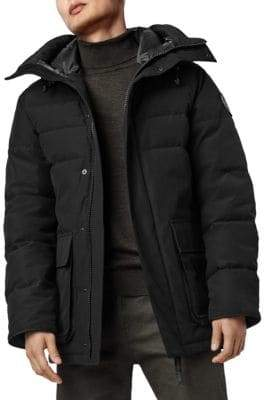 Canada Goose Wedgemount Down-Filled Parka