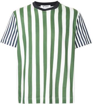 Sunnei striped T-shirt