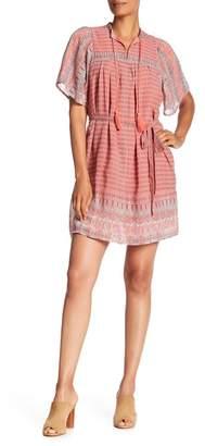 Lucky Brand Jenna Printed Dress