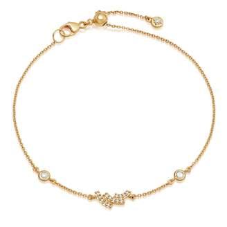 Astley Clarke Mini Icon Scala Diamond Bracelet