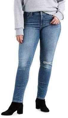 Levi's Plus 311 Shaping Skinny Jeans