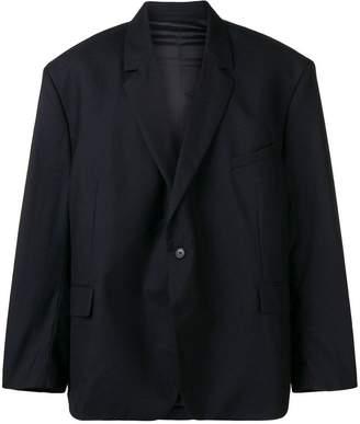 Hed Mayner oversized blazer