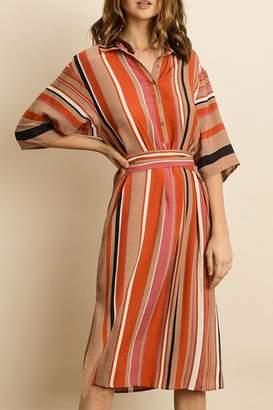 dress forum Stripe Mini Dress