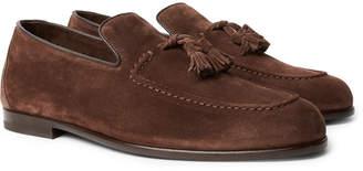 Harry's of London Adrian Suede Tasselled Loafers