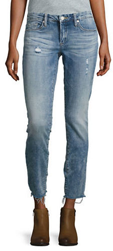 Blank NYC Blank Nyc Back Burner Cropped Jeans