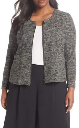 Sejour Tweed Zip Jacket