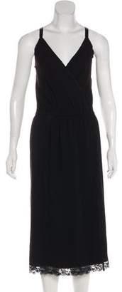 Marc Jacobs Sleeveless Midi Dress w/ Tags