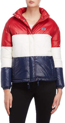 Levi's Quilted Bubble Jacket