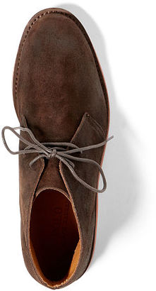 polo ralph carsey suede chukka boot shopstyle