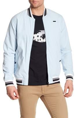 Ezekiel Tracker Stripe Trim Jacket