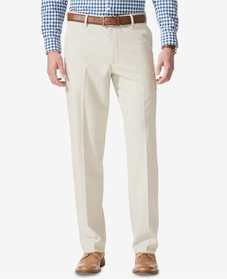 Dockers Comfort Relaxed Fit Khaki Stretch Pants D4
