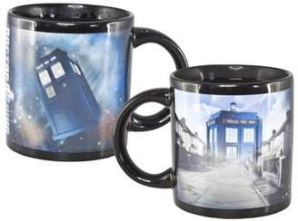 Doctor Who Dr Who Tardis Heat Changing Mug