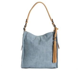 Sondra Roberts Tassel Hobo Bag