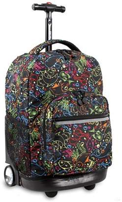 J World JWorld, Sunrise Rolling Backpack