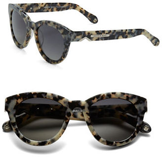 Marc New York Andrew Marc 51mm Cat Eye Sunglasses $195 thestylecure.com