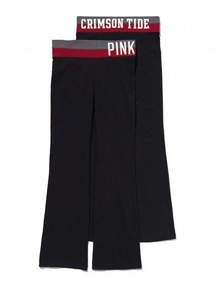 Victoria's Secret PINK University of Alabama Bootcut Yoga Pant