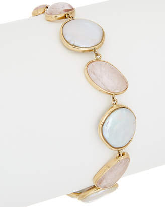 Tara Pearls Tara 14K Morganite Bracelet