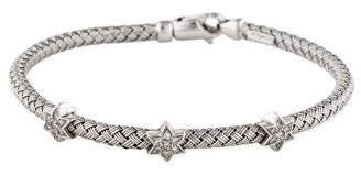Bracelet Diamond Star Bangle