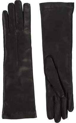 Barneys New York Women's Cashmere-Lined Long Gloves