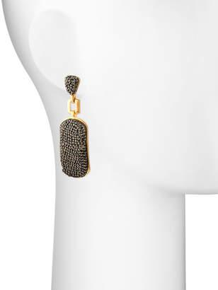 Panacea Luxe Seed Bead Drop Earrings