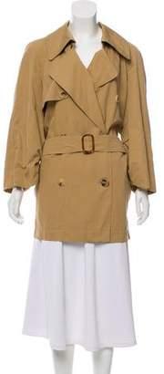 Lanvin Short Trench Coat