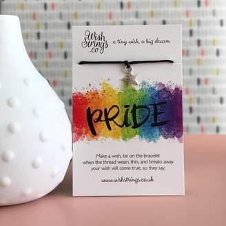 Nest 'Pride' Star Wish Bracelet