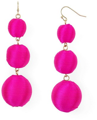 BAUBLEBAR Crispin Drop Earrings $48 thestylecure.com