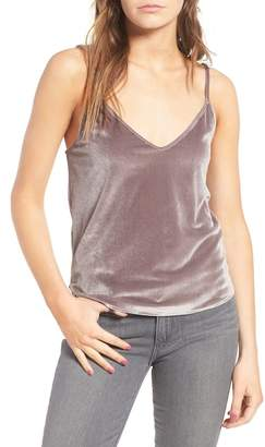 YMI Jeanswear Outerwear Velvet Camisole