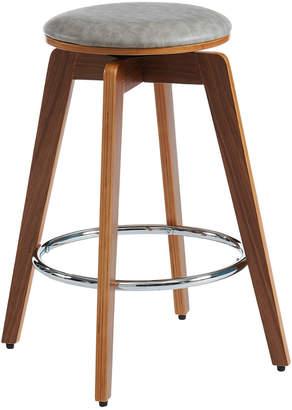 Worldwide Homefurnishings Set Of 2 Worldwide Home Furnishings Rotman 26In Counter Stool