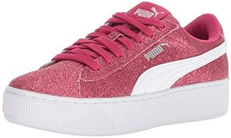 4dd5ec94247803 Puma unisex-kids Vikky Platform Glitz Jr Sneaker