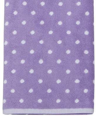 Pottery Barn Teen Dottie Washcloth, Purple