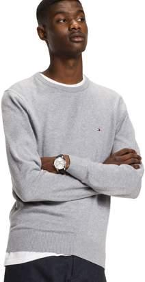 Tommy Hilfiger Cotton Cashmere Crewneck Sweater