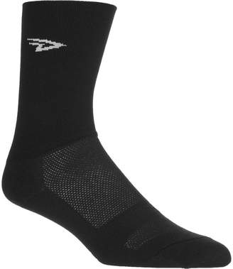 DeFeet D-Logo 5in Double Cuff Sock