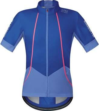 Gore Bike Wear Oxygen WindStopper Soft Shell Jersey - Short-Sleeve - Men's