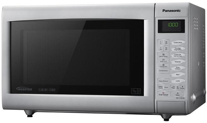 Panasonic Nn Ct565mbpq Slimline Combination Microwave