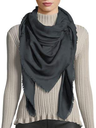 0c95408765 Fendi Blue Wool Women's Scarves - ShopStyle