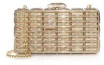 Judith Leiber Goddess Swarovski Crystal Clutch $2,195 thestylecure.com