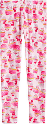 Epic Threads Big Girls Cupcake-Print Leggings