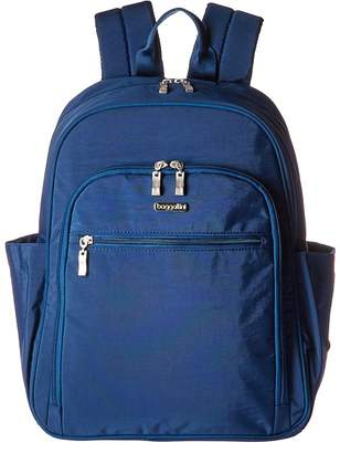 Baggallini Essential Laptop Backpack with RFID Backpack Bags